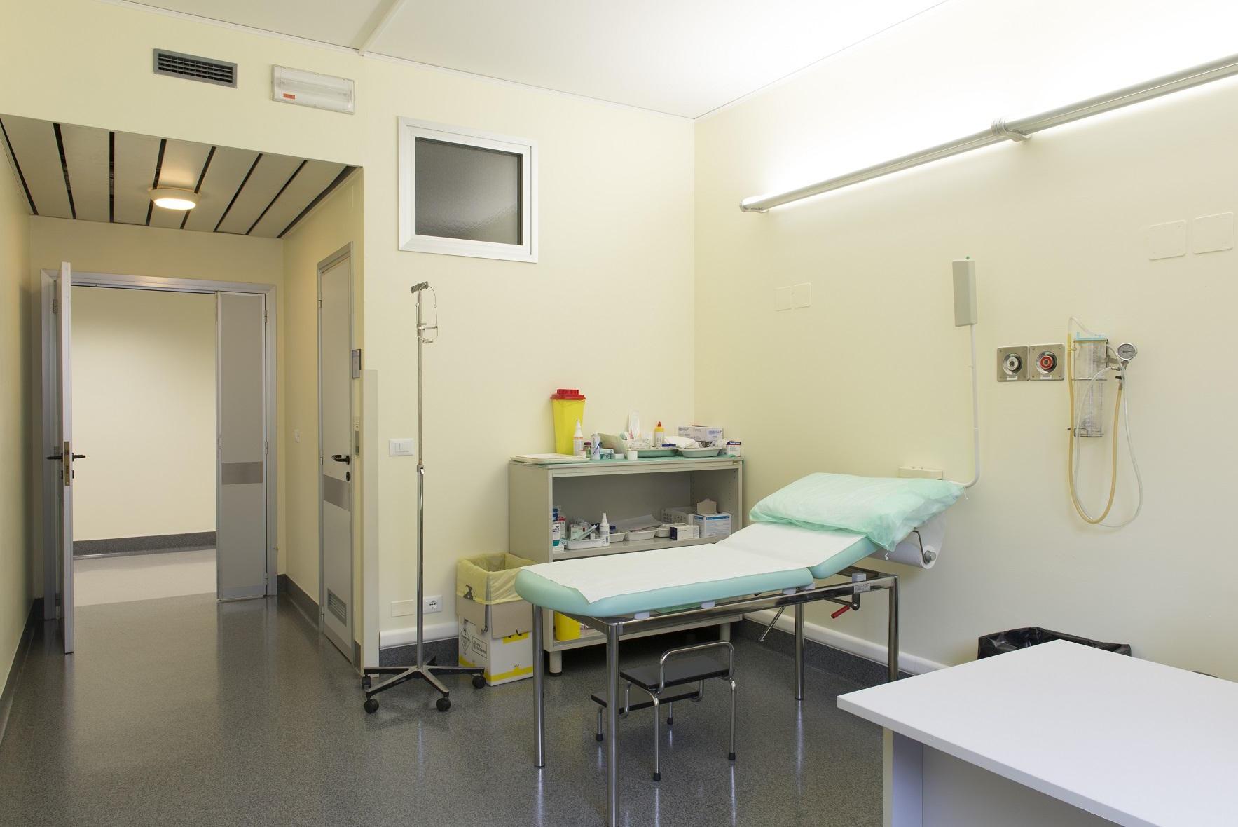 Reparto ematologia dell'ospedale civile di Vicenza