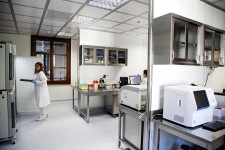 Laboratorio di Terapie Cellulari Avanzate (LTCA) - Controllo qualità