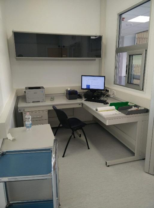 Il nuovo Laboratorio di Ematologia